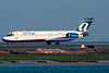 This AirTran 717 is heading for a runway 22R departure.