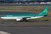 Boston is a busy route for Aer Lingus, who runs multiple daily flights to Dublin and Shannon, Ireland.