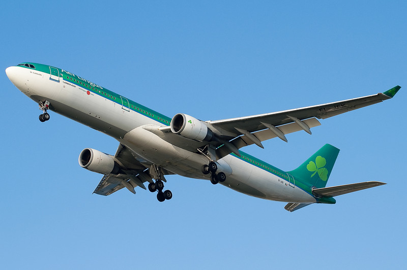 Aer Lingus is a frequent, well known visitor to BOS.