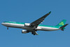 Aer Lingus is one of BOS' most colorful carriers.