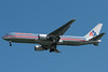 The American 767 from London Heathrow is on final to runway 04R.