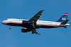 The US Airbus parade continues as this A320 is on final for 04R.