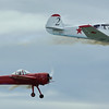 Yak 55 (red) & Yak 18 (white) Bud & Ross Granley