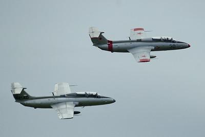 L-29 Duo -- John & Richard Mrazek