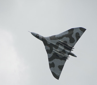 Vulcan from below