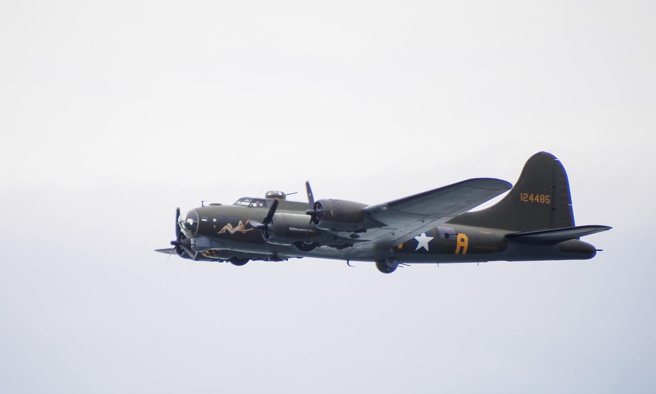 Flying Fortress Memphis Belle