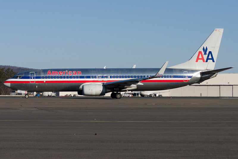 American uses 737-800s for Dallas flights.