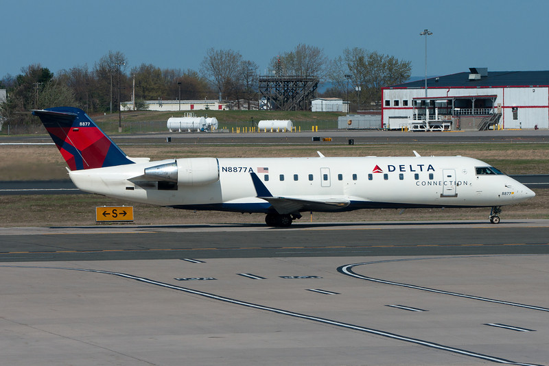 A former Northwest Airlink bird now in Delta Connection livery.