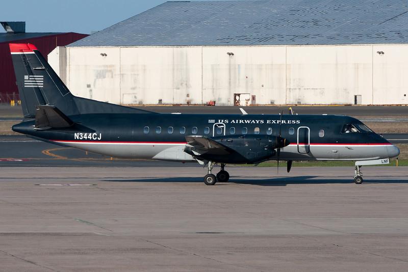 A US Airways Saab