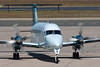 Instead of a Dash 8, this flight from Toronto is on a Beech 1900D.