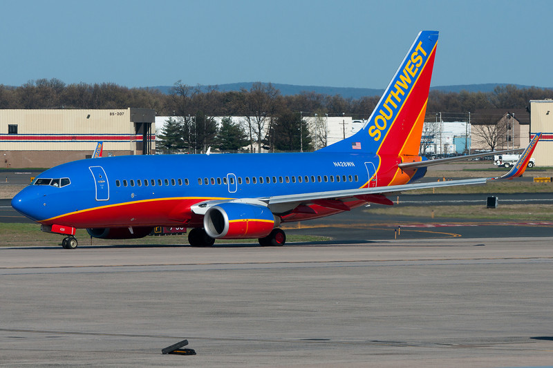 This Southwest 737 decided to take runway 6 for departure to LAS instead of 24 or 33, which were the current runways in use.