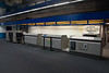 Air canada's ticket counters are done, having moved their operations over to Terminal A.