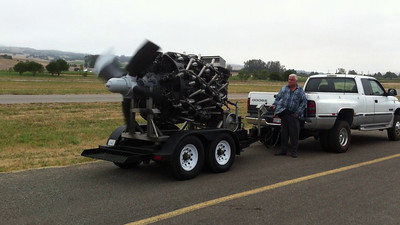 What a great sound from this pinnacle of radial engine technology.