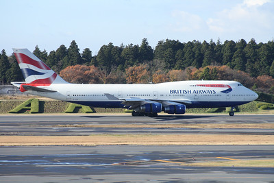 G-CIVS BRITISH AIRWAYS 747-400