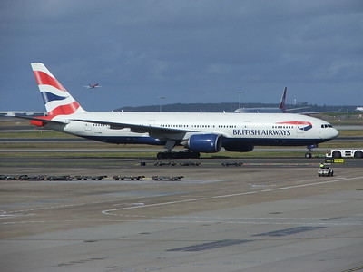 G-YMMN BRITISH AIRWAYS B777-200ER