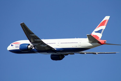 G-YMMH BRITISH AIRWAYS B777