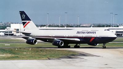 G-BNLO BRITISH AIRWAYS B747-300