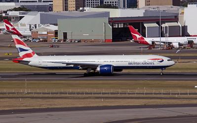 G-STBB BRITISH AIRWAYS B777-300