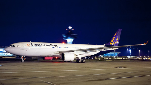 Brussels at Dulles