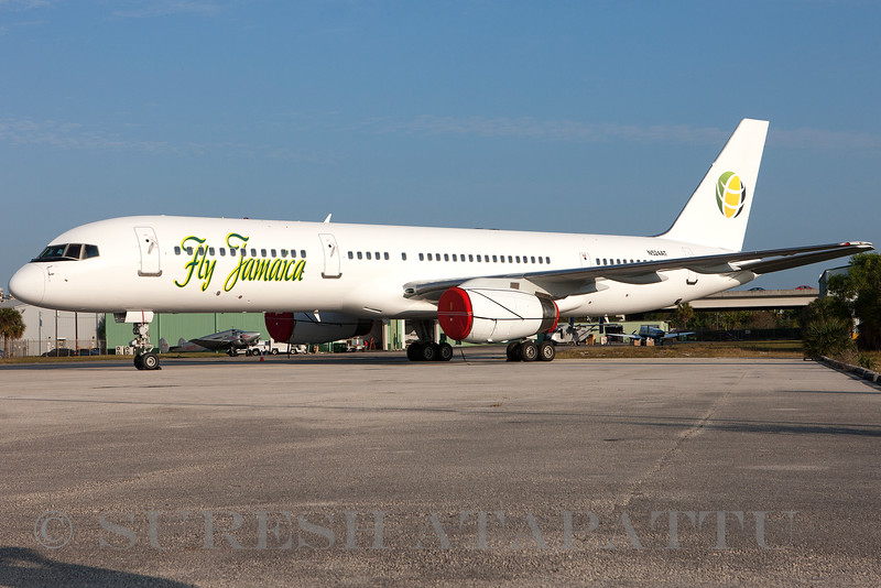 N524AT - Fly Jamaica