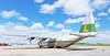 1975 Lockheed L-100-30 Hercules (382G) s/n 4606 (aka C-130) Hercules