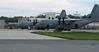 PA ANG C-130s on ramp at Harrisburg INTL Airport, PA.