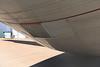 Lower tail ramp skid plate
