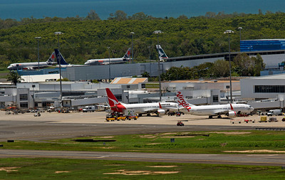 CAIRNS AIRPORT 2013