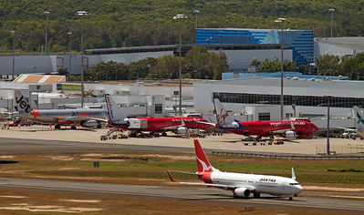 CAIRNS AIRPORT  2012