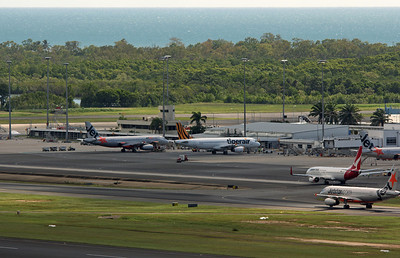 CAIRNS AIRPORT 2014