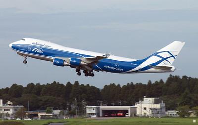 VQ-BFX AIR BRIDGE CARGO B747-400F