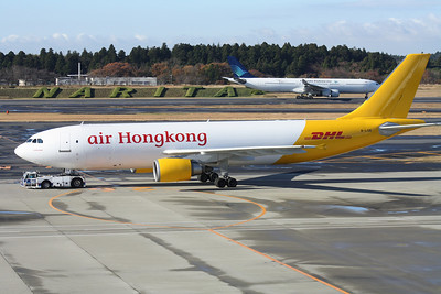 B-LDB AIR HONG KONG A300-600F