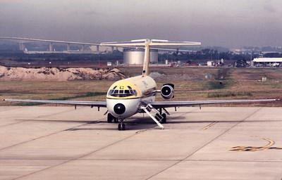 VH-IPC IPEC CARGO DC-9