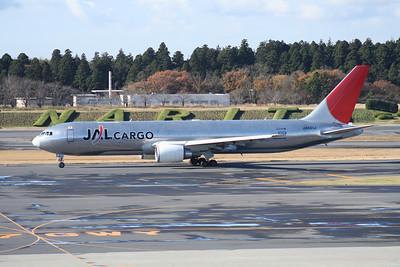 JA631J JAL CARGO 767-300F