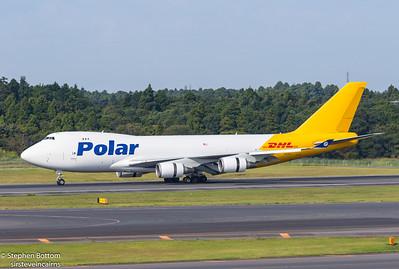 N451PA POLAR CARGO B747-400F