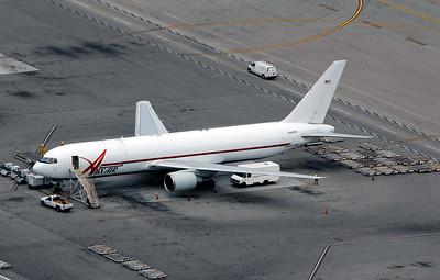 N363CM ABX AIR CARGO B767-300  EX QANTAS OGF