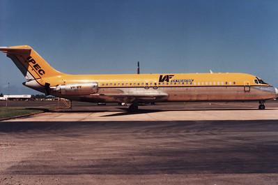VH-IPF IPEC CARGO DC-9