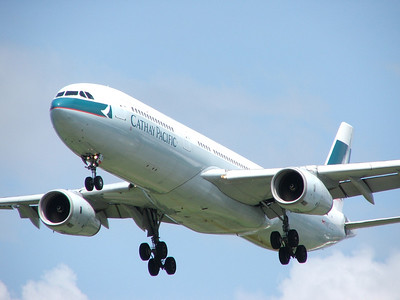 B-HLT CATHAY PACIFIC A330-300