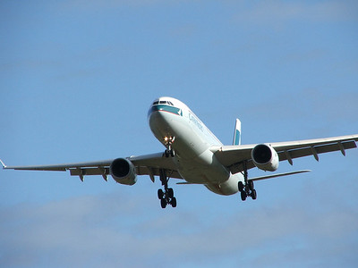 B-LAA CATHAY PACIFIC A330-300