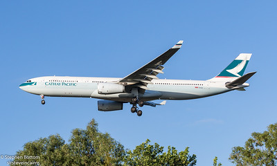 B-LAD CATHAY PACIFIC A330-300