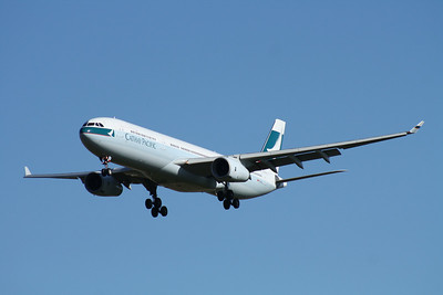 B-HLP CATHAY PACIFIC A330