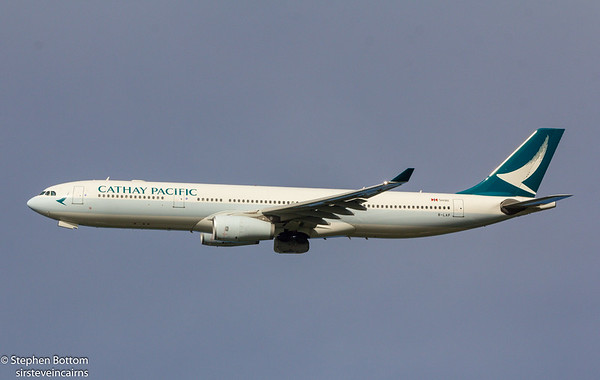 B-LAP CATHAY PACIFIC A330-300