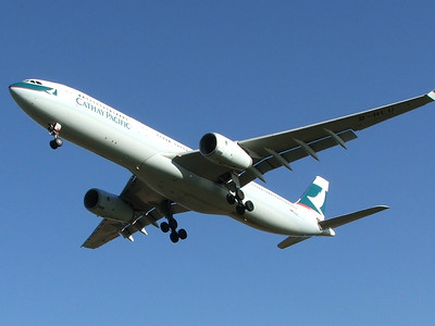B-HLU CATHAY PACIFIC A330-300