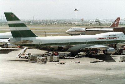 VR-HIC CATHAY PACIFIC B747-200