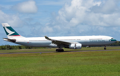 B-HLP CATHAY PACIFIC A330-300