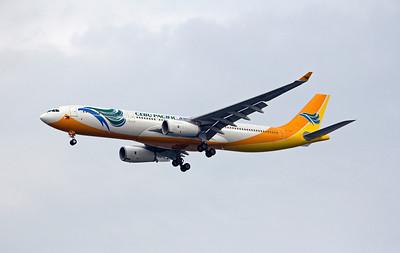RP-C3341 CEBU PACIFIC A330-300