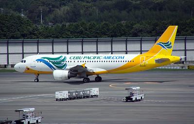 RP-C3265 CEBU PACIFIC A320