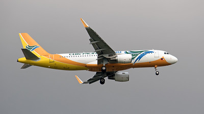 RP-C4102 CEBU PACIFIC A320