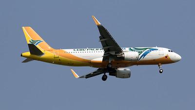 RP-C3277 CEBU PACIFIC  A320