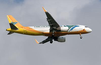RP-C3278 CEBU PACIFIC A320